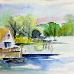 Haus am See, Ines May alias Ines Schnierstein